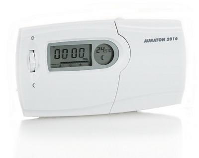 Программируемый цифровой недельный Терморегулятор Auraton 2016